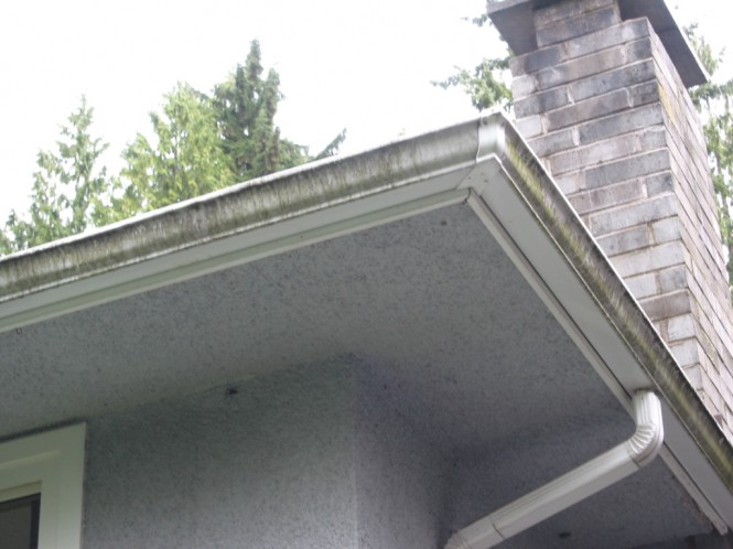 Gutter Cleaning, Gutter Cleaning Vancouver - A Glass Act