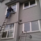 Vancouver Strata window cleaning by Hand cleaning method