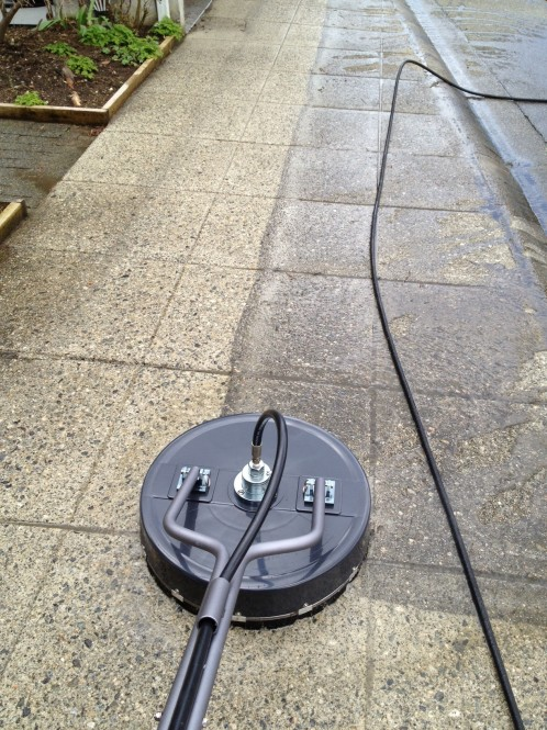 Residential Power Washing Amp Concrete Sealing Burnaby A