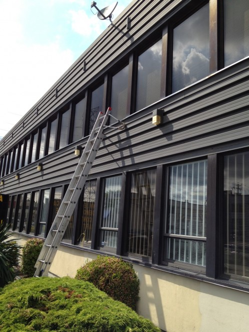Burnaby Commercial Window Washing A Glass Act