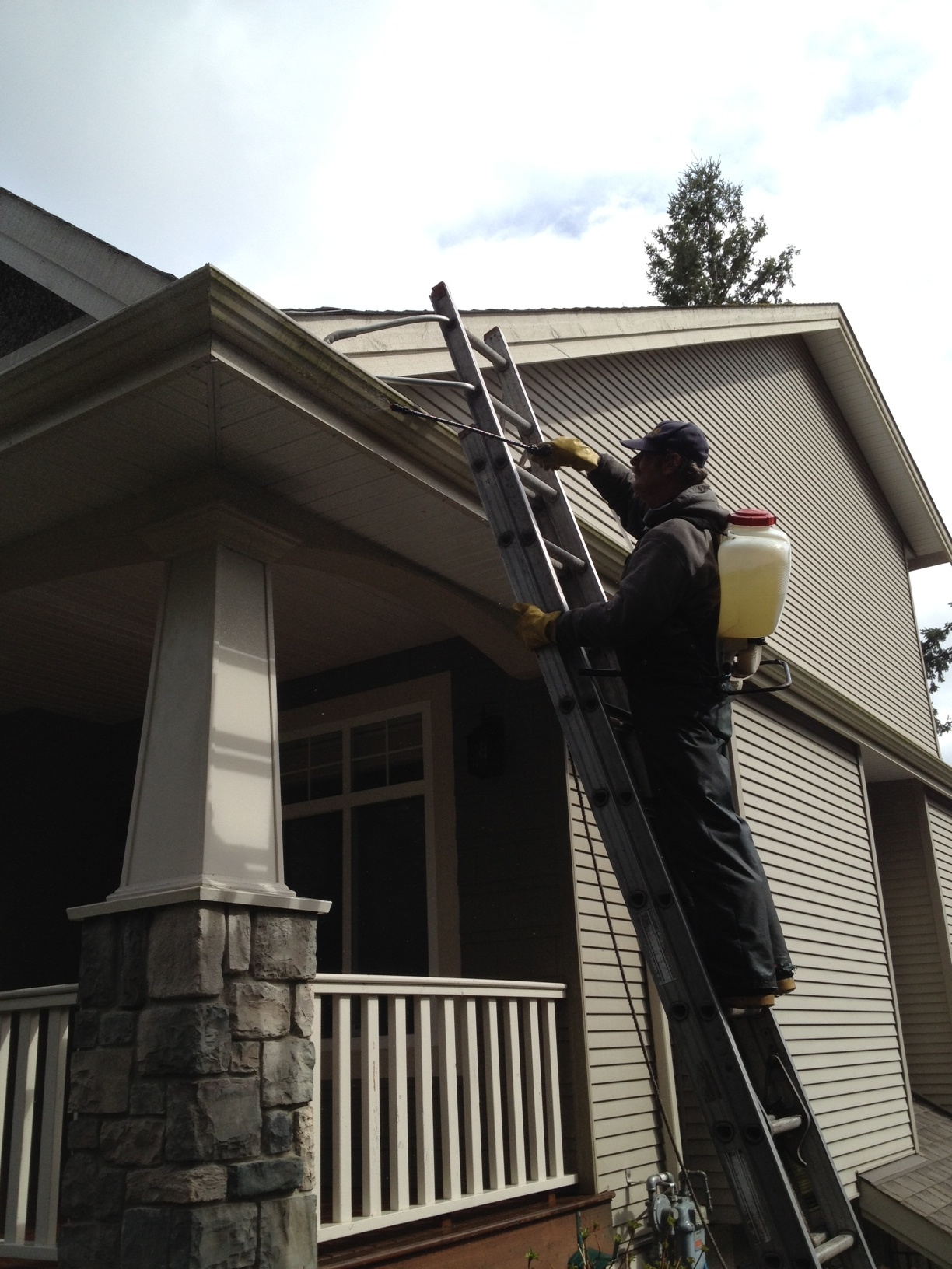 Vancouver House Washing Amp Window Cleaning A Glass Act