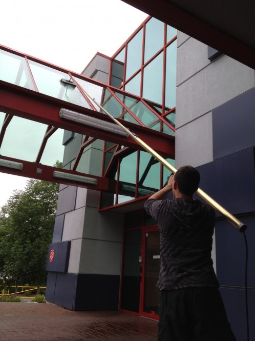 Abbotsford Commercial Building Washing Amp Cleaning