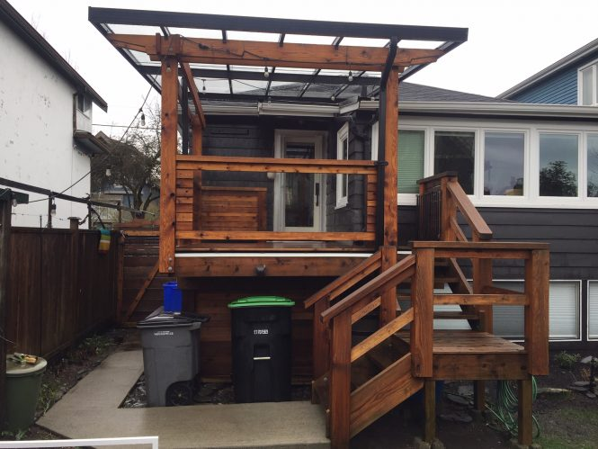Pressure Washing North Vancouver